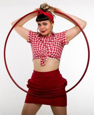 HOOP CHOREO CLASS- SUNDAY SESSIONS 18th, 25th July, 1st Aug