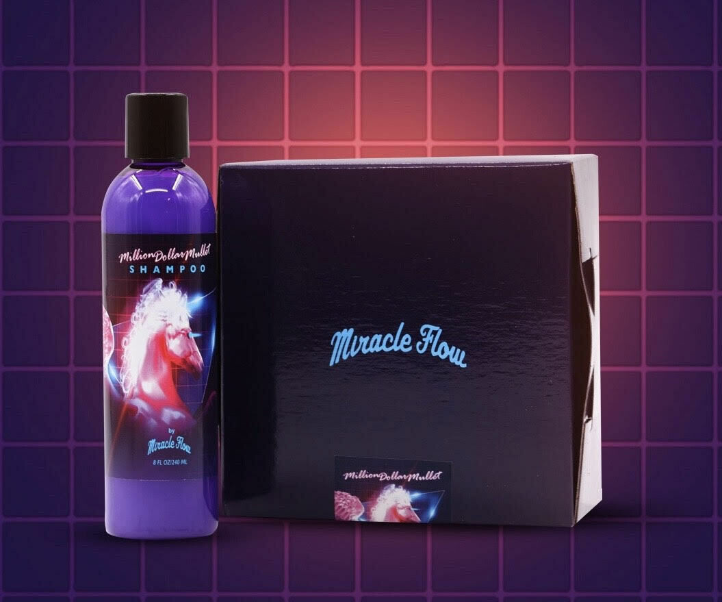 RiFF RaFF's Million Dollar Mullet Shampoo