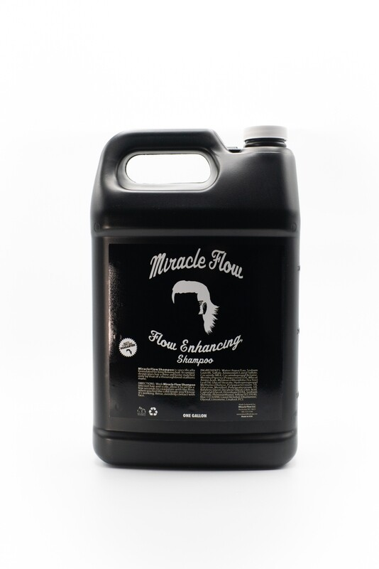 Miracle Flow Shampoo GALLON ( with pump action)