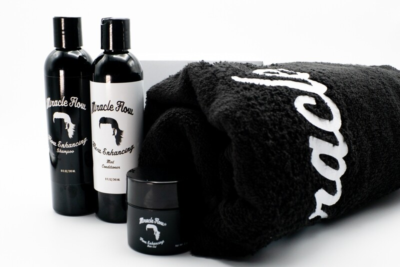 miracle flow towel gift box set
