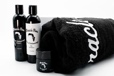 miracle flow towel gift box set
