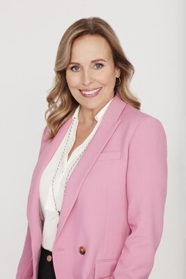 Pink Blazer 8x10 Beautiful Photo