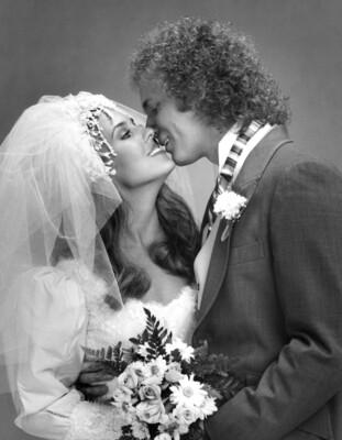 Luke and Laura Wedding Photo