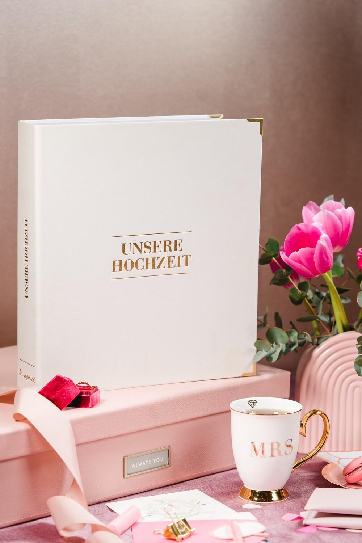 UNSERE HOCHZEIT - Hochzeitsplaner