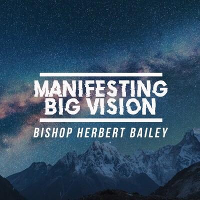 Manifesting Big Vision Part 2