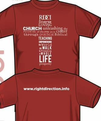 RDCI T-Shirt Red