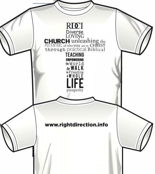 RDCI T-Shirt White