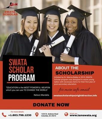 SWATA Scholarship Donations
