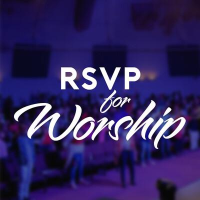Worship Service RSVP (20 SEP 20)