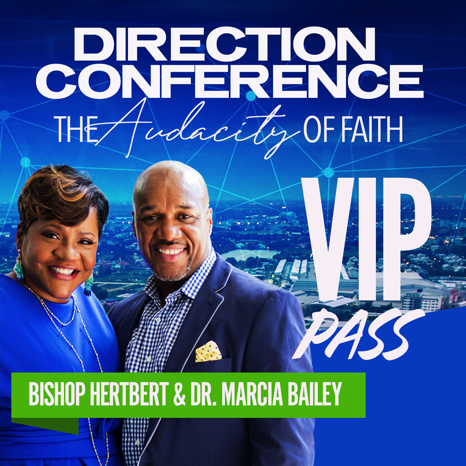 Direction Conference VIP Registration