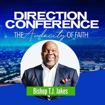 Direction Conference 2020 - Interview w/Bishop TD Jakes