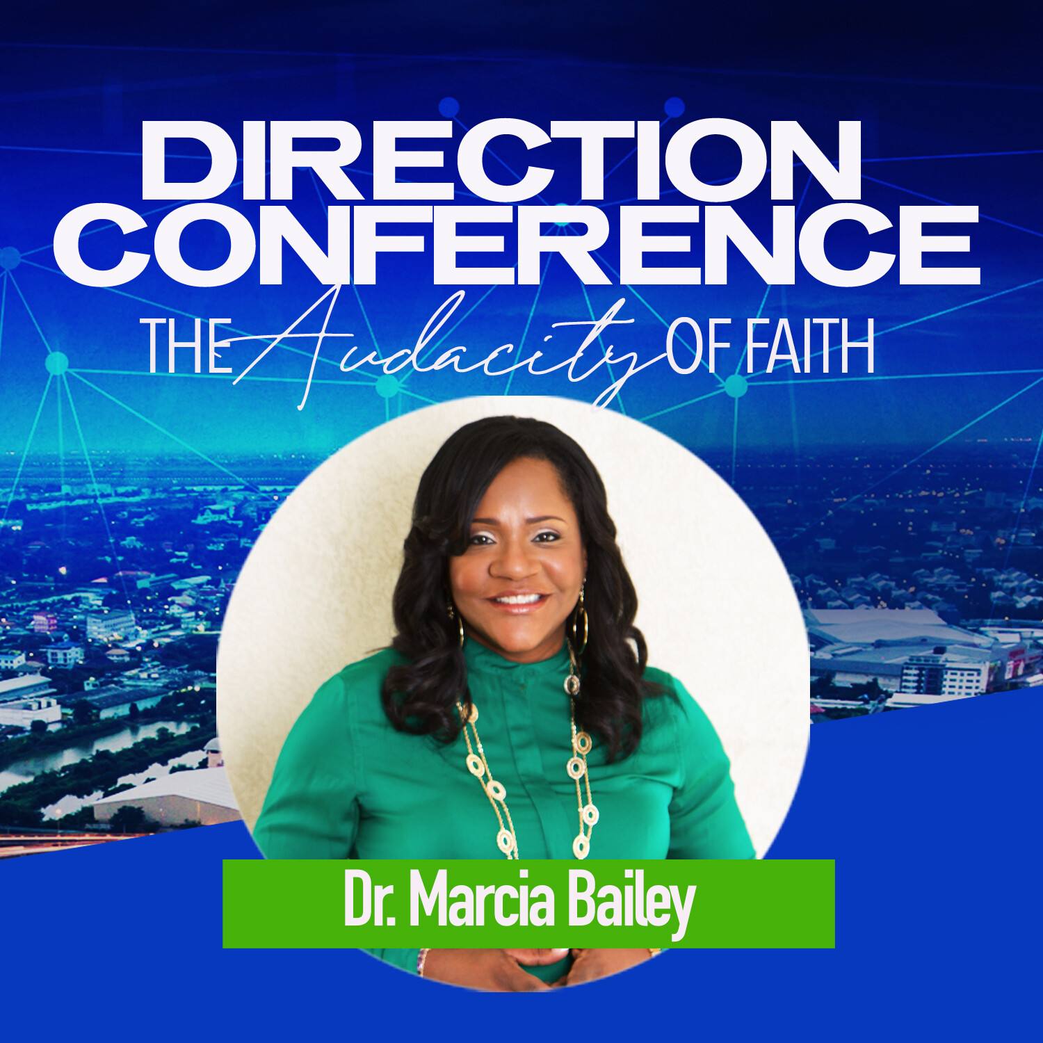 Direction Conference 2020 - Dr. Marcia Bailey