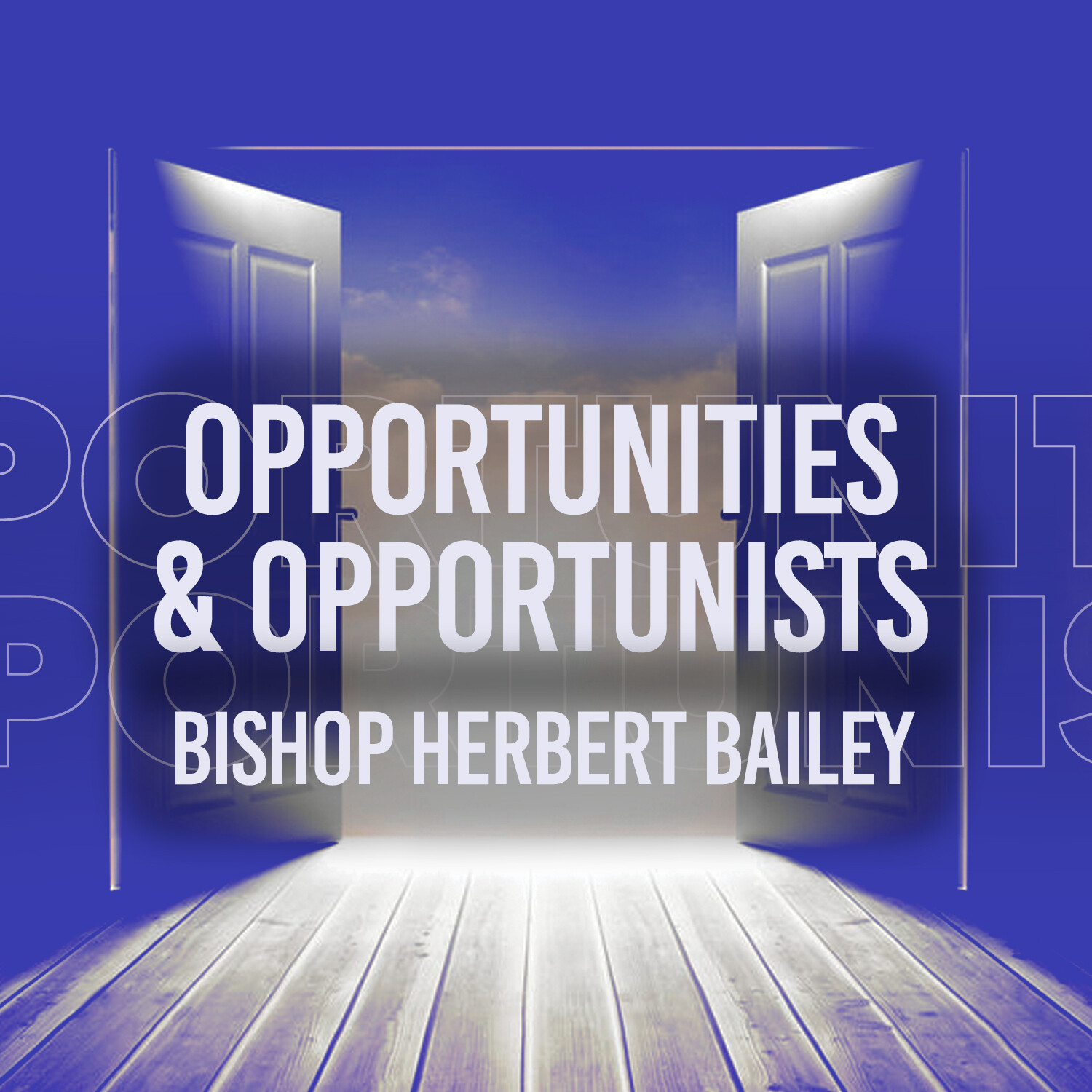 Opportunities and Opportunists Part 2