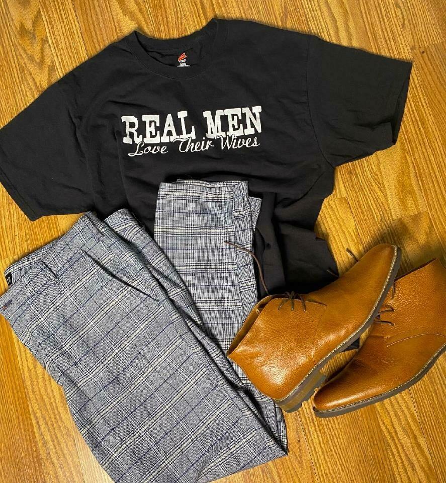 Real Men T-Shirt