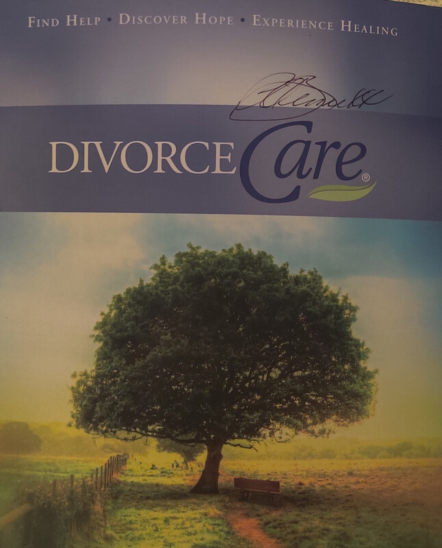 Divorce Care Workbook