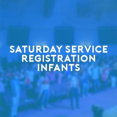 Infants Saturday Service (26 June 21) 6:00p