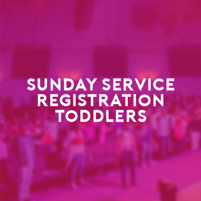 Toddlers Sunday Service (27 June 21) 7:30a
