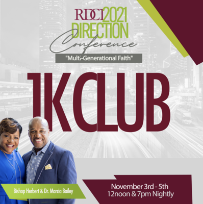 Direction Conference 1K Club 2021
