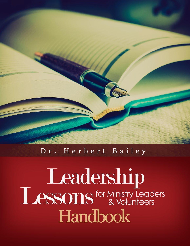 Leadership Lessons Handbook