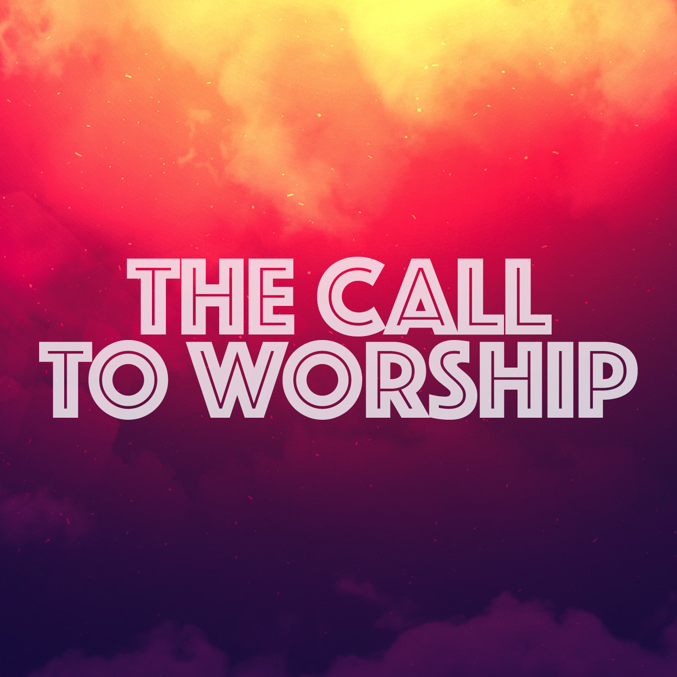 The Call To Worship CD Series