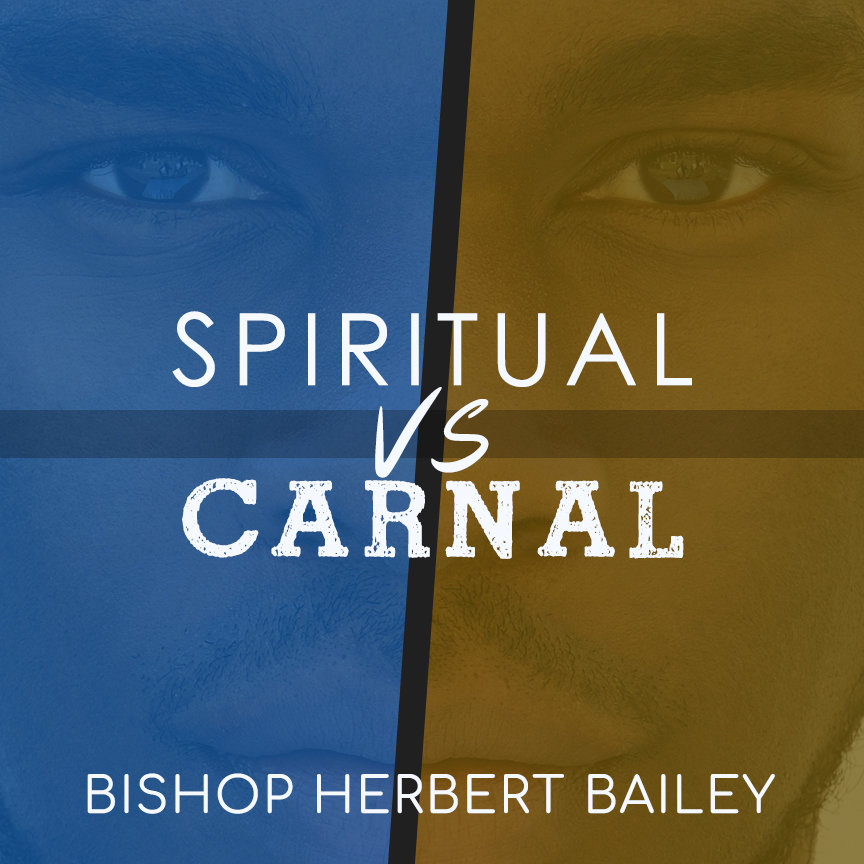 Spiritual vs. Carnal CD Series