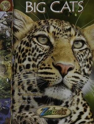 Zoo Books - Big Cats