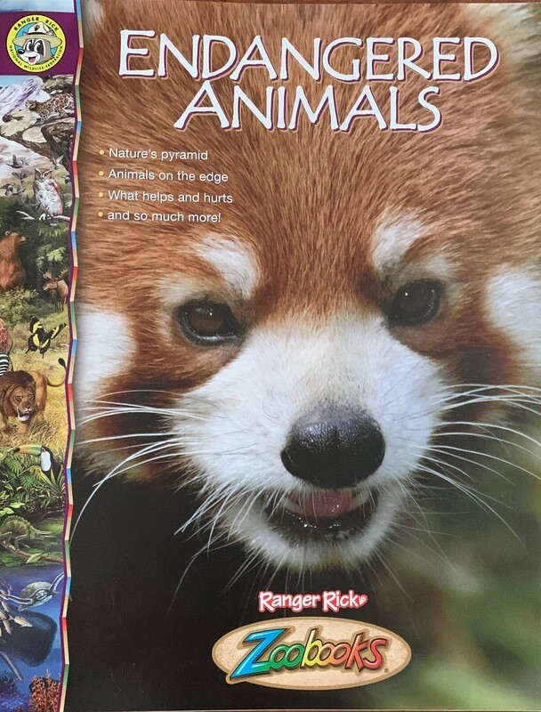 Zoo Books- Endangered
