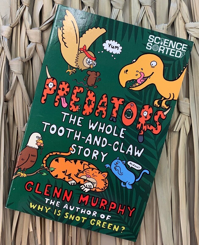 CLEARANCE - Predators: The Whole Tooth and Claw Story