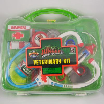 Children's Toy Veterinary Kit