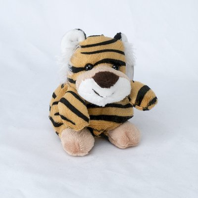 Mini Stuffed Tiger