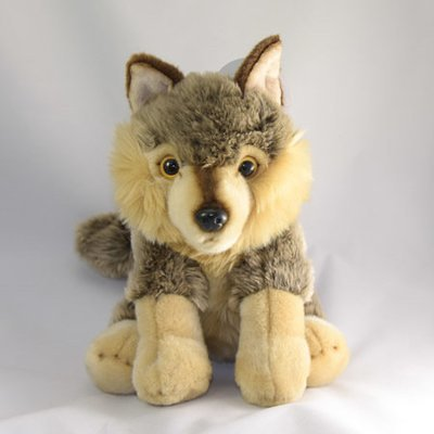 Buttersoft Wolf Stuffed Animal