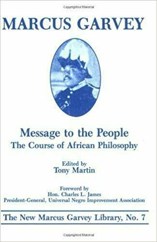 Message to the People - Course of African Philosophy ($15)