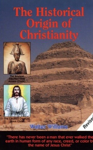 The Historical Origin of Christianity ($20)