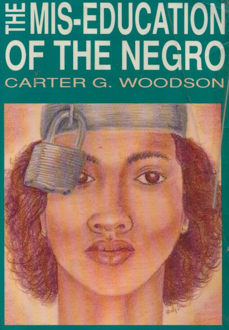The Miseducation of the Negro ($13)