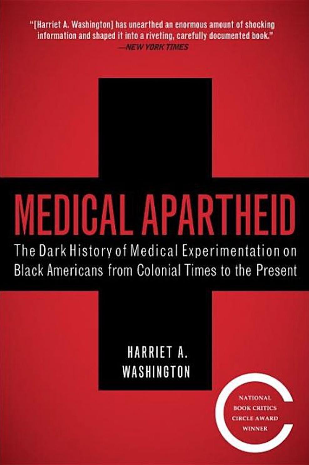 Medical Apartheid ($18)