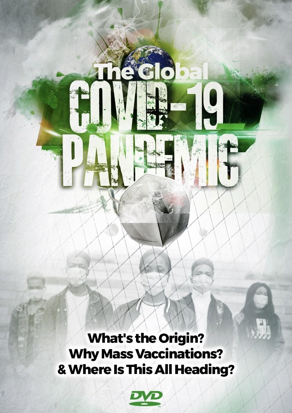 The Global COVID-19 Pandemic (2-Disc DVD Set)