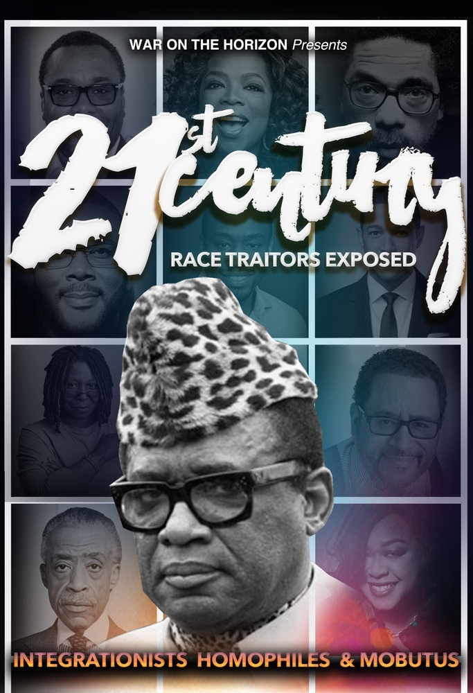 21st Century Race Traitors EXPOSED - .mp4 Electronic Email Version
