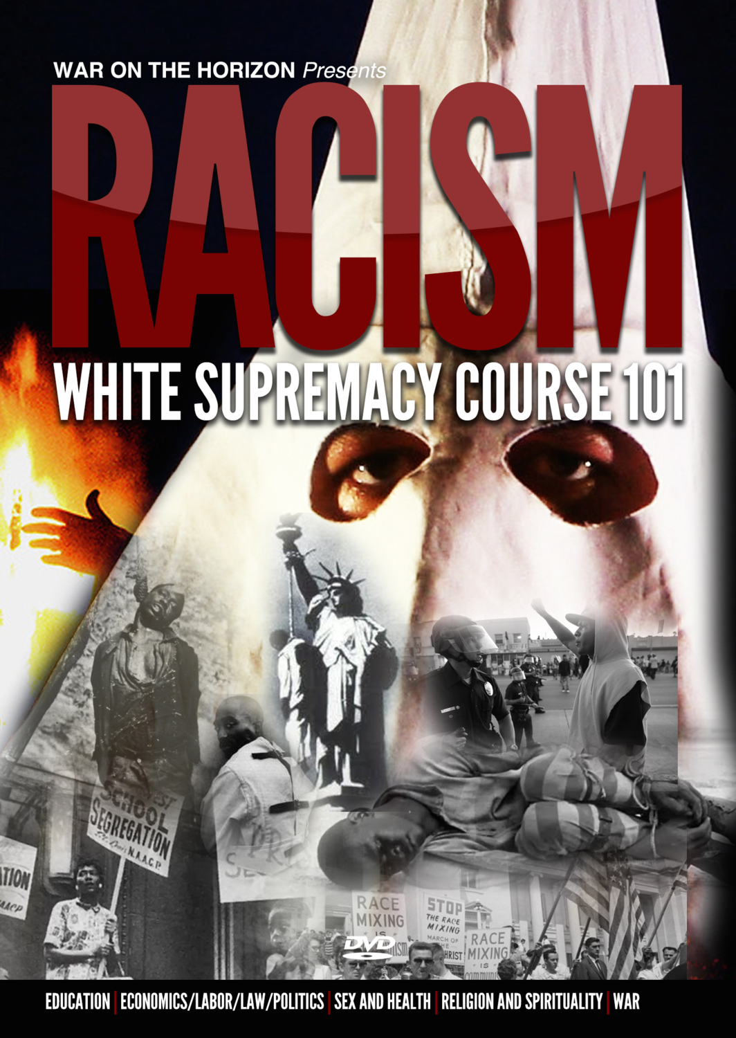 Racism white Supremacy 101 Course (Discs 1 - 5).mp4 Electronic Email Version
