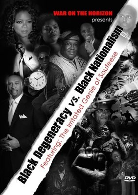 Black Degeneracy vs. Black Nationalism