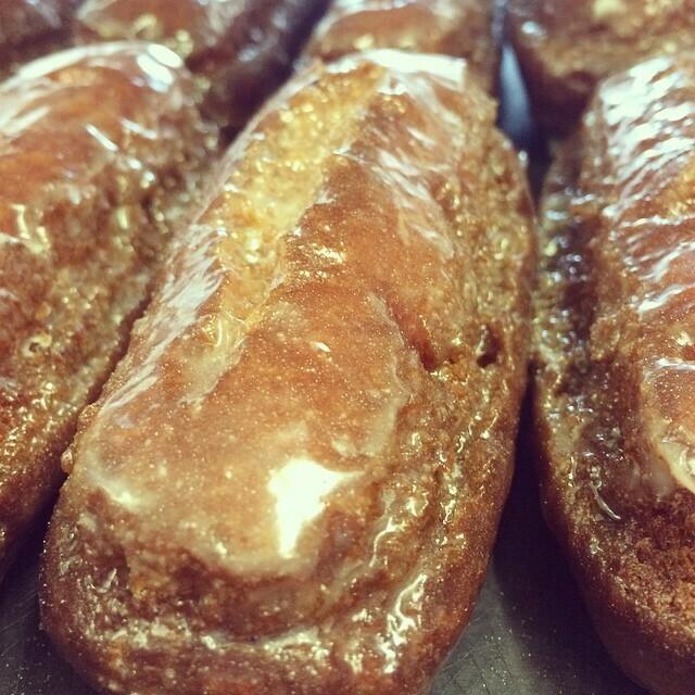 Dunkin' Stick, Glaze (Single Donut)