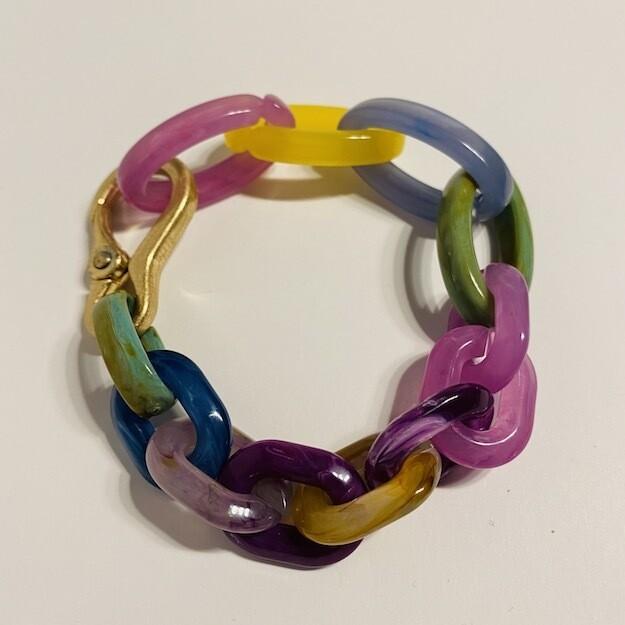 chunky bracelet 'candy summer'