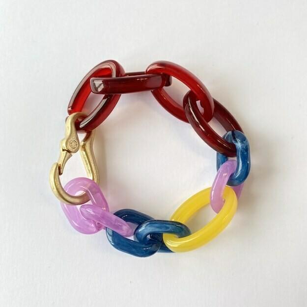 chunky bracelet 'candy'