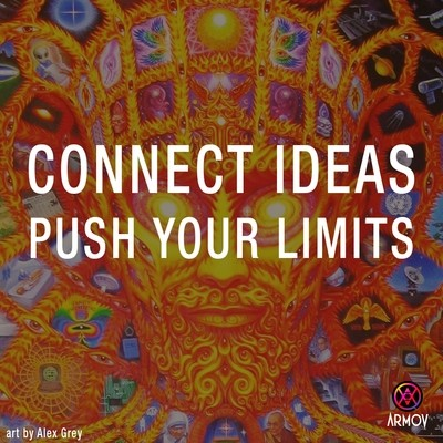 Connect Ideas/Push Your Limits - Armov Premium Lesson
