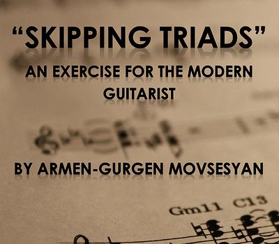 """Armov - """"Skipping Triads"""""""