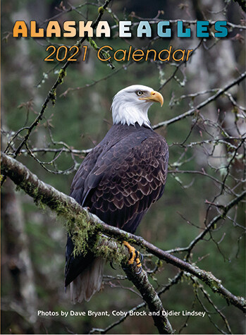 2021 Alaska Eagles Calendar