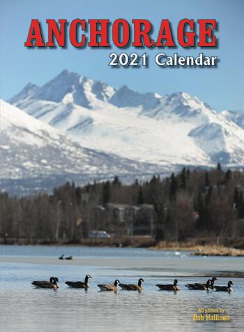2021 Anchorage Calendar