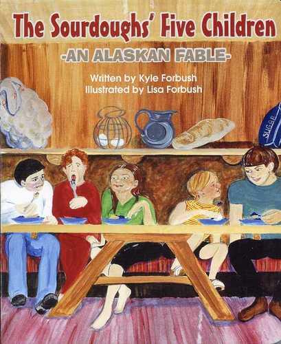 The Sourdoughs' Five Children