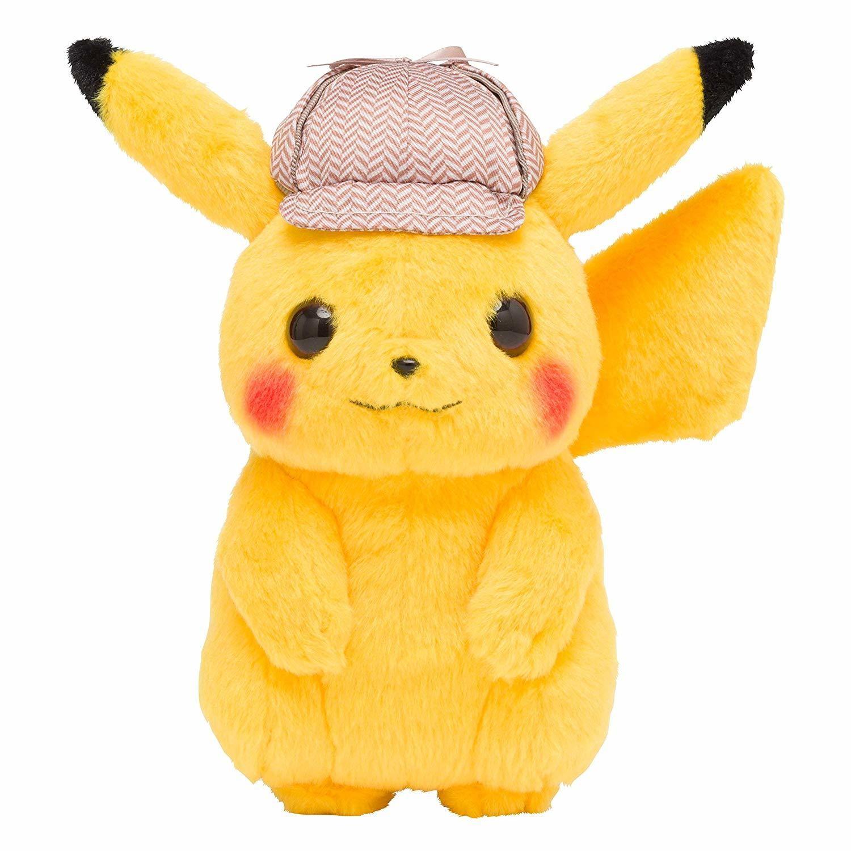 Peluche Pikachu Gorra Especial