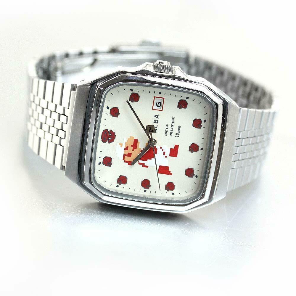 Reloj Mario Clasico