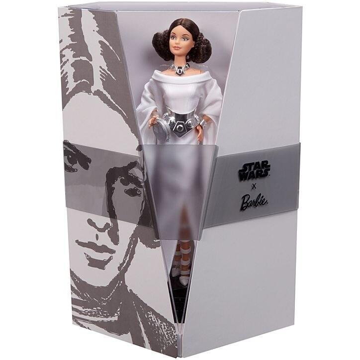 Barbie Princesa Leia